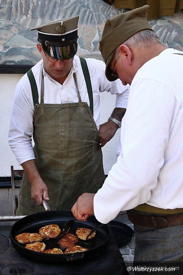 REGION, Walim: Festiwal kuchni polowych w Walimiu