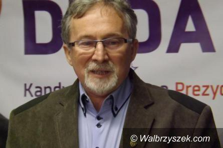 Wałbrzych: Radny Langer interpeluje w sprawie barierek
