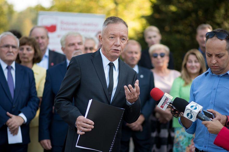 REGION: Lewica zainaugurowała kampanię do sejmiku wojewódzkiego