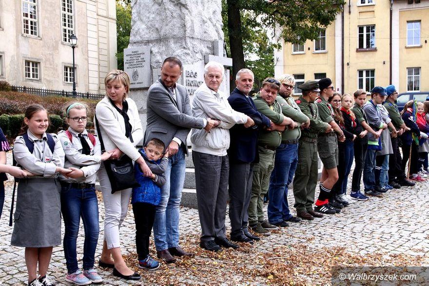 Wałbrzych: Apel Hufca ZHP