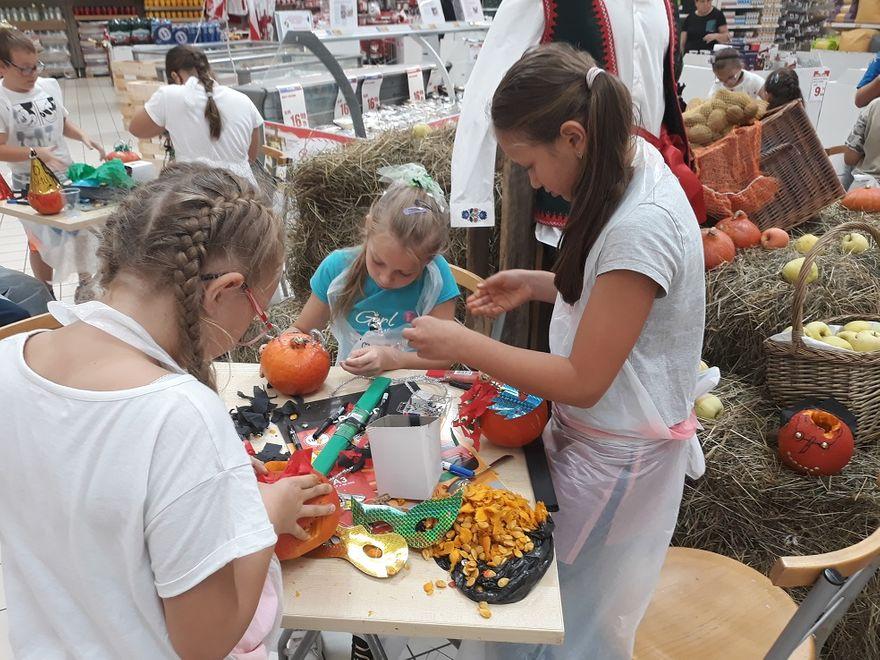 Wałbrzych: Uczestniczyli w jesiennych warsztatach