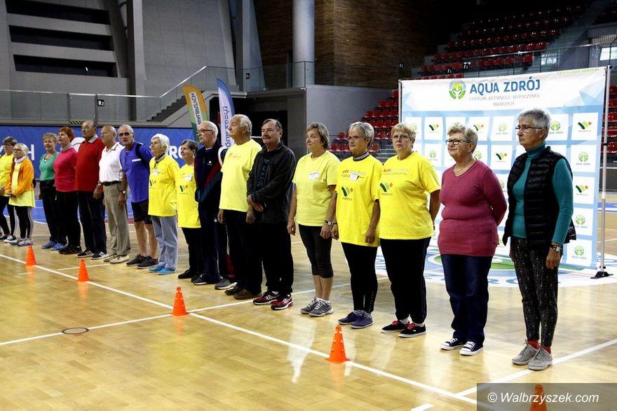 Wałbrzych: Olimpiada Sportowa Seniorów rozpoczęta