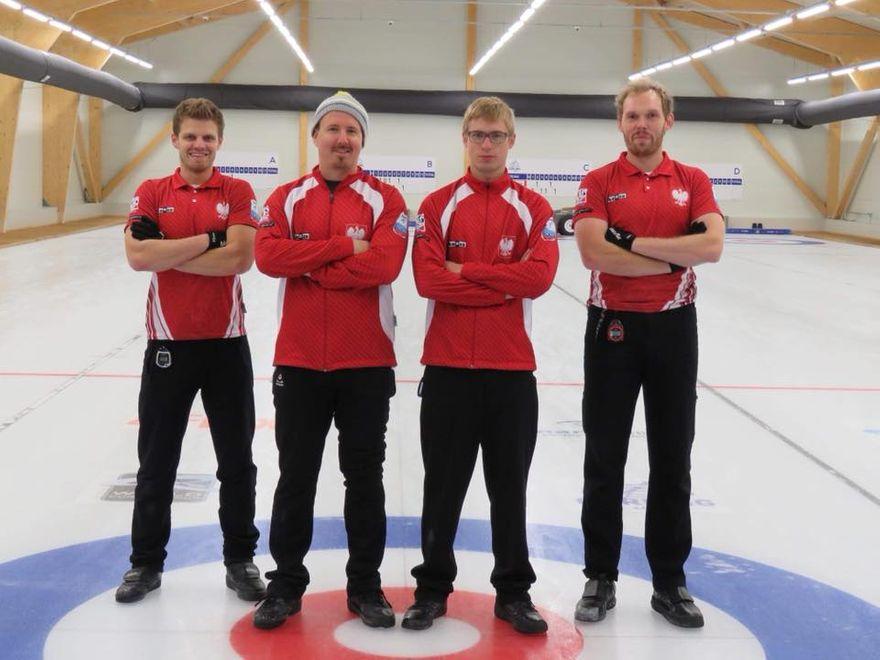 Wałbrzych: Start sezonu wałbrzyszanina grającego w curling