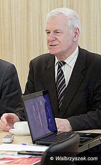 Wałbrzych: Zygmunt Nowaczyk odnosi się do doniesień o domniemanej defraudacji
