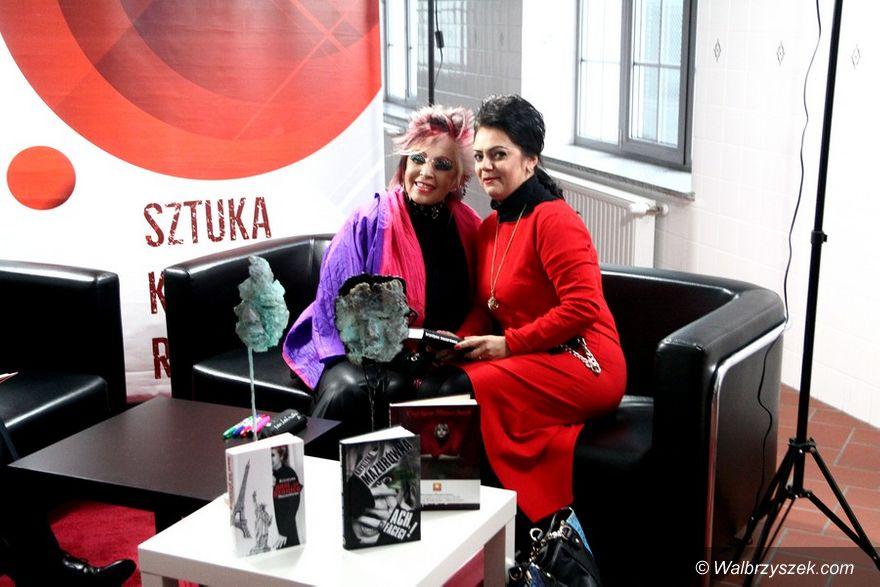 Wałbrzych: Spotkanie autorskie Krystyny Mazurówny