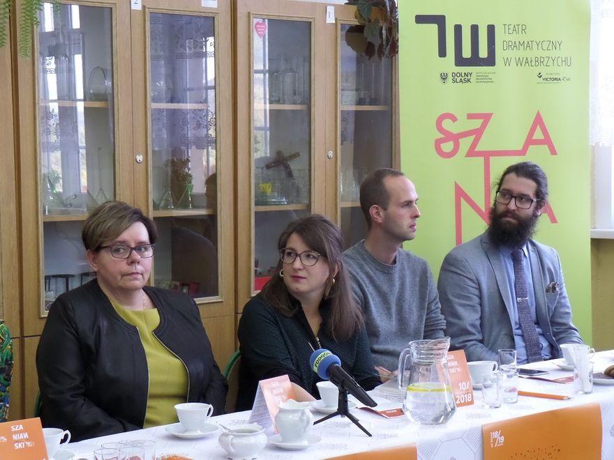 Wałbrzych: Dziś kolejna premiera wałbrzyskiego Teatru Dramatycznego