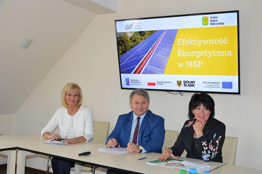 Wałbrzych/REGION: Czas na efektywnie energetyczny biznes