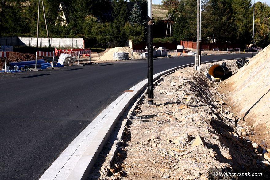 Wałbrzych: Remont ulicy Kamienieckiej droższy o milion złotych