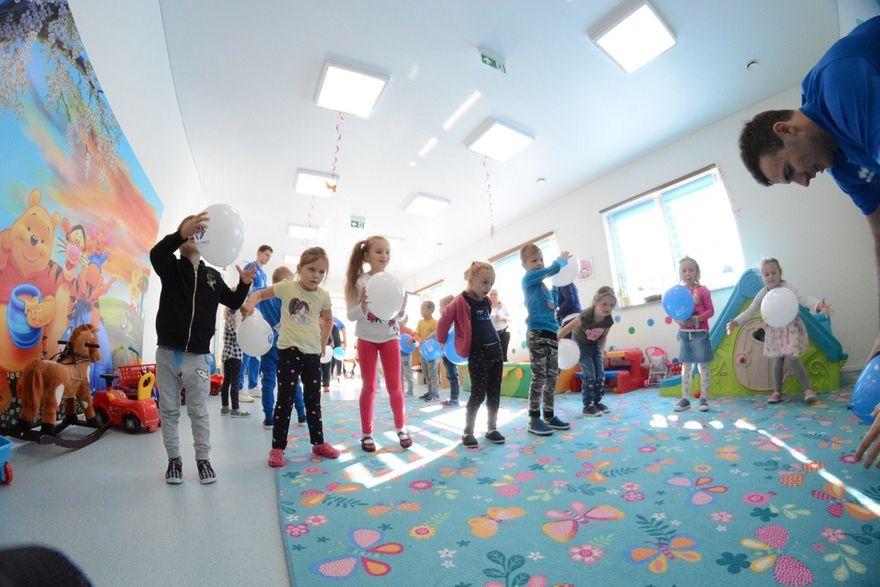 Wałbrzych: Przedszkolaki z naszej paki