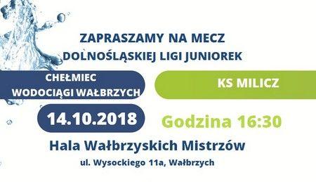 Wałbrzych: Grają młode siatkarki Chełmca