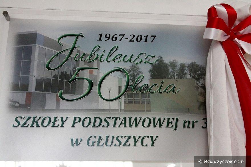 REGION, Głuszyca: Jubileusz głuszyckiej SP nr 3
