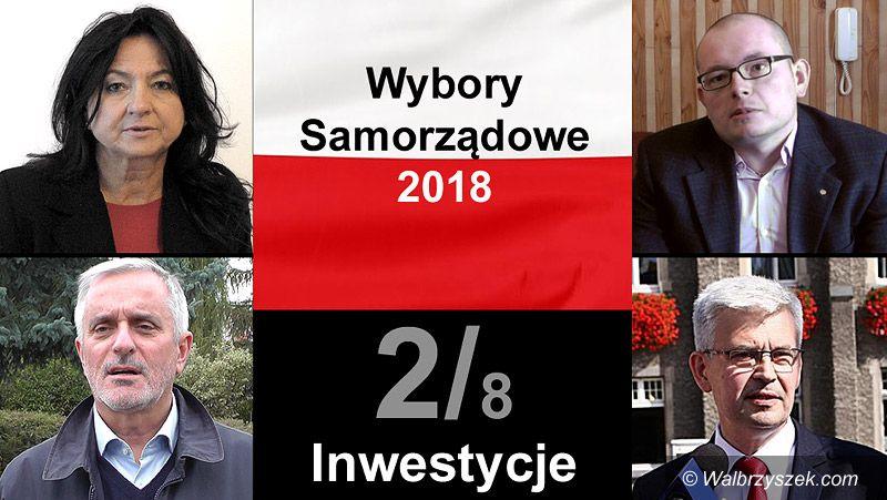Wałbrzych: Inwestycje 2/8