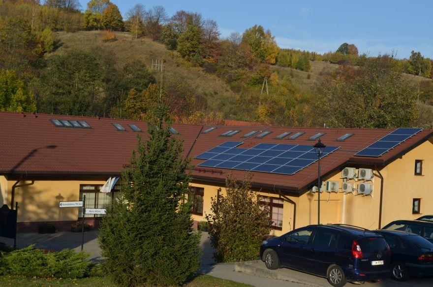 REGION, Gmina Walim: Ekologiczna energia w gminie Walim