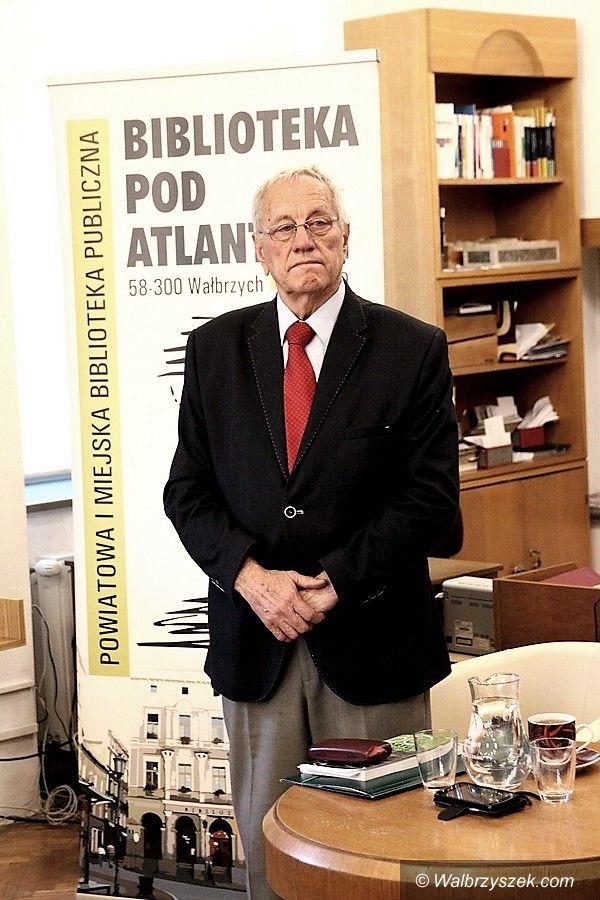 Wałbrzych: Spotkanie z Kazimierzem Niemierką