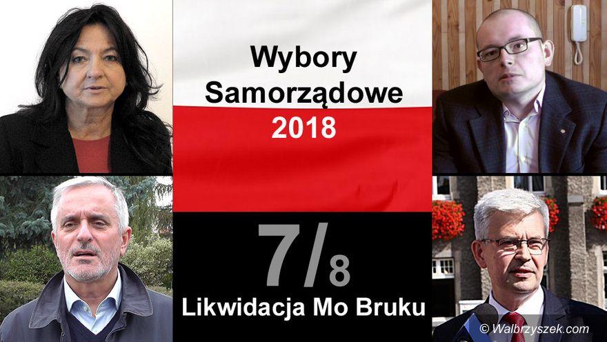 Wałbrzych: Likwidacja Mo Bruku 7/8