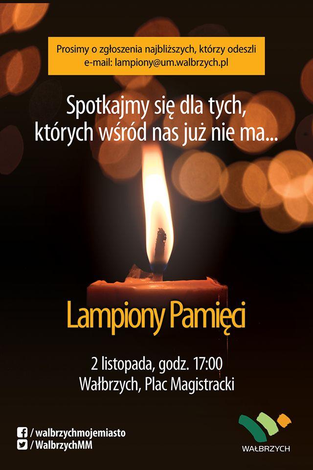 Wałbrzych: Zapłoną Lampiony Pamięci