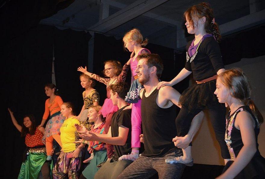 REGION, Walim: Grupy Brave Kids zachwyciły wszystkich
