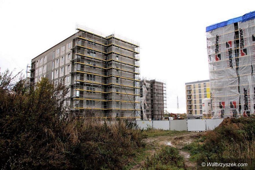 Wałbrzych: Wkrótce nabór wniosków na mieszkania przy ulicy Husarskiej