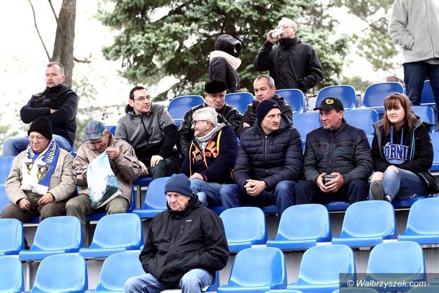 Wałbrzych: IV liga piłkarska: Lepsi od Polonistów
