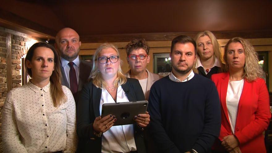 REGION, Szczawno-Zdrój: Stowarzyszenie Kocham Szczawno–Zdrój wydało oświadczenie