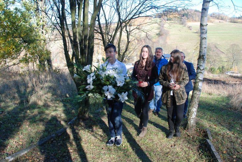 REGION, Kolce: Pamiętali o zmarłych