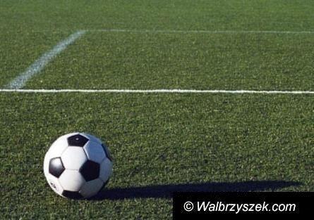 REGION: IV liga piłkarska: Wciąż punkt za Śląskiem