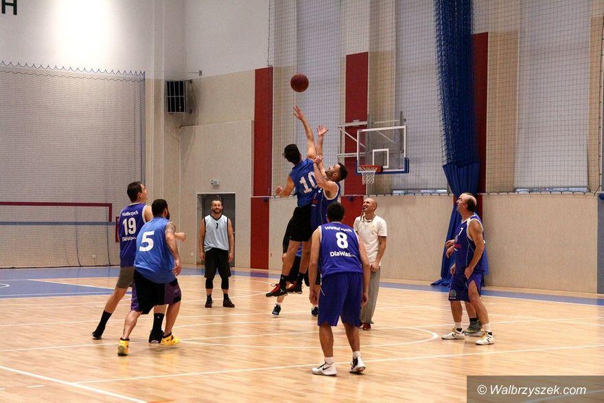 Wałbrzych: Koszykarscy amatorzy znów zagrali