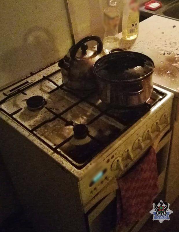 Wałbrzych: Wybuch w mieszkaniu na Białym Kamieniu