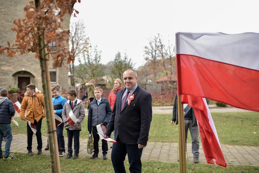 REGION, Stare Bogaczowice: Udane obchody rocznicy odzyskania niepodległości miały miejsce w Starych Bogaczowicach