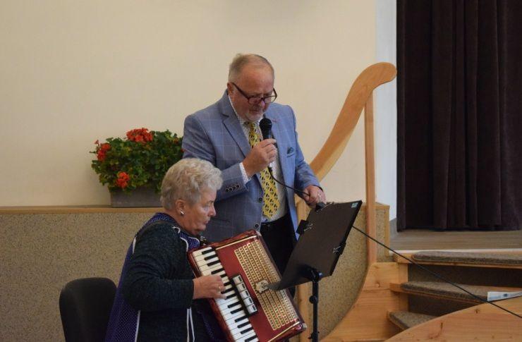 REGION, Głuszyca: Dzień Seniora w Głuszycy