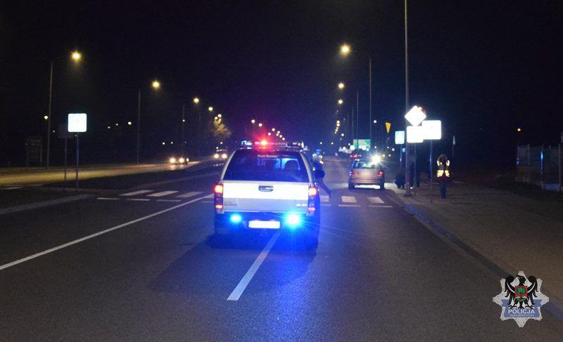 Wałbrzych: Poważny wypadek z udziałem pieszej na ul. Sikorskiego