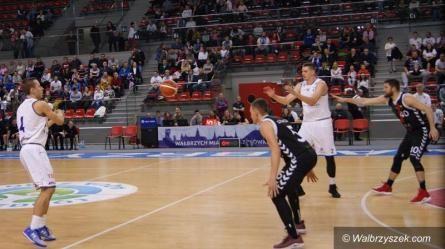 Siedlce: I liga koszykówki mężczyzn: Świetny mecz Górników w Siedlcach