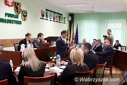 powiat wałbrzyski: Znamy składy komisji w Radzie Powiatu Wałbrzyskiego