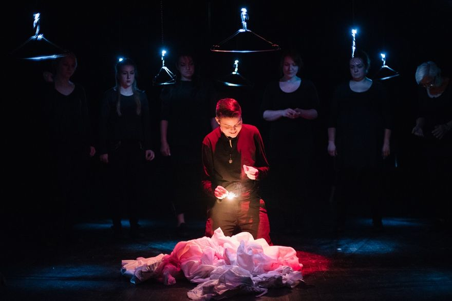 Wałbrzych: Niezwykle interesujący spektakl zostanie zaprezentowany w Starej Kopalni