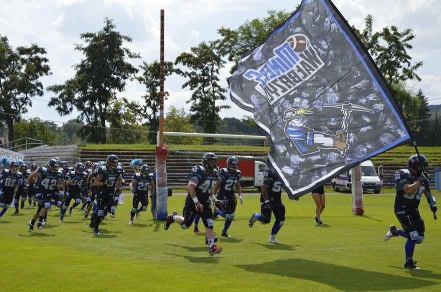Wałbrzych: Miners Wałbrzych zagrają na zapleczu futbolowej elity