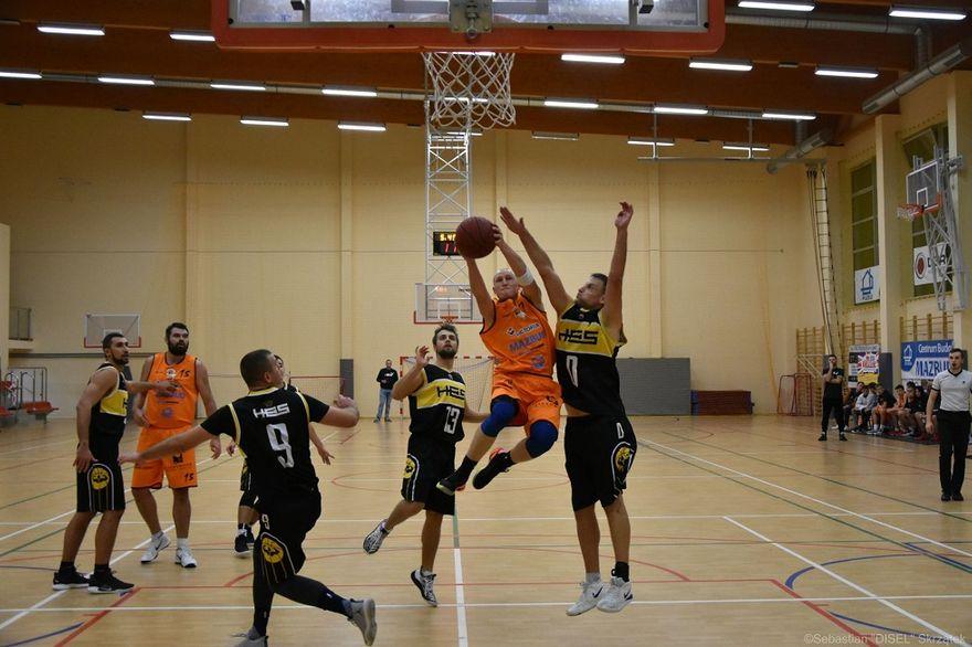 Szczawno-Zdrój: III liga koszykówki mężczyzn: Zapomnieć o pierwszej połowie