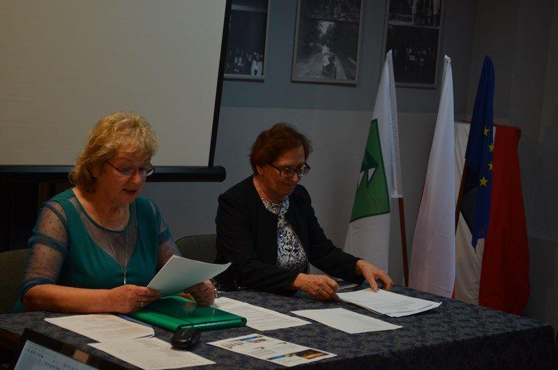 REGION, Walim: W Walimiu po inauguracyjnej sesji rady gminy