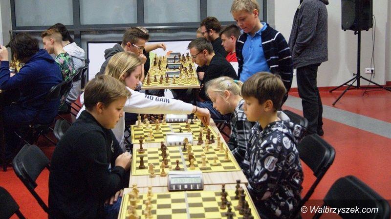 Wałbrzych: Rozegrano zawody szachowe