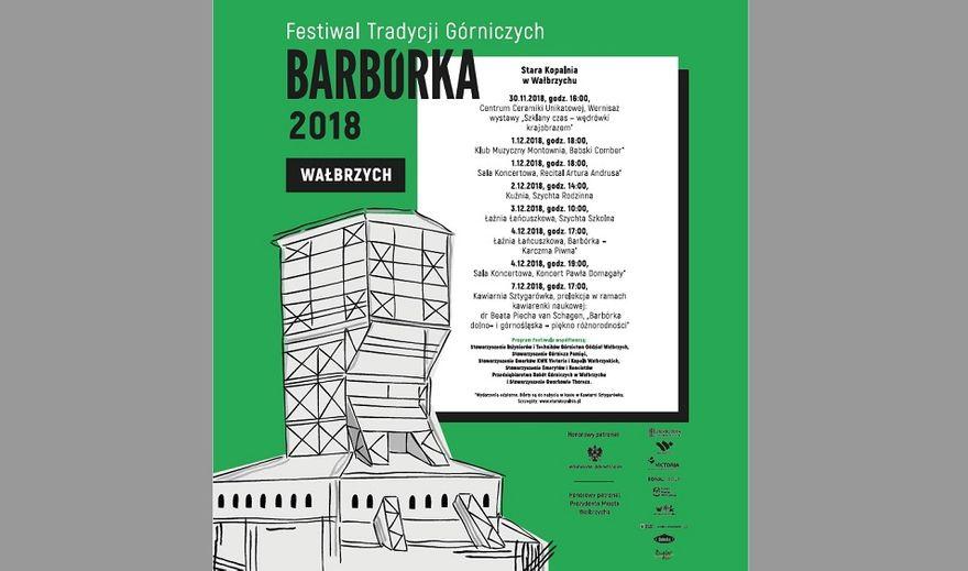 Wałbrzych/REGION: Weekend pod znakiem imprez Barbórkowych