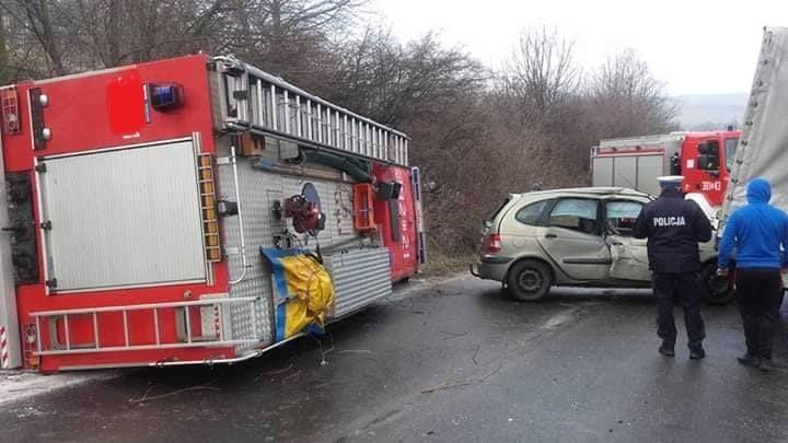 powiat wałbrzyski: Strażacy interweniowali wielokrotnie