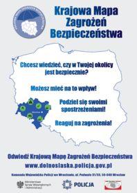 Wałbrzych/powiat wałbrzyski: Krajowa Mapa Zagrożeń Bezpieczeństwa – mieszkańcy wciąż zgłaszają swoje problemy