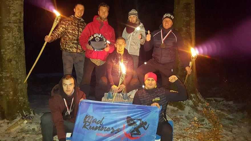 Wałbrzych: Wałbrzyszanie z Mad Runners Mistrzem Polski