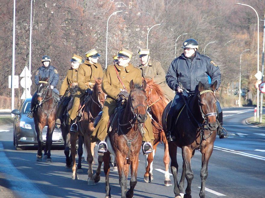 Wałbrzych: Po raz kolejny przez Wałbrzych przejedzie Pułk Ułanów Jazłowieckich