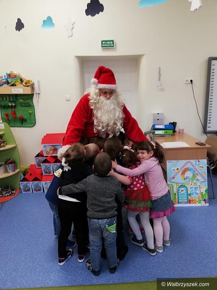 Wałbrzych: Mikołaj w Przedszkolu nr 3