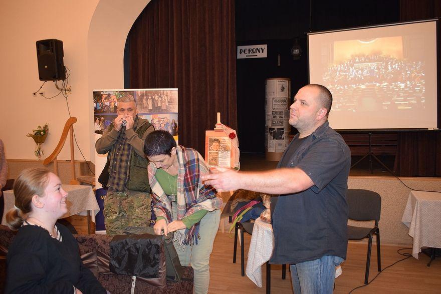 REGION, Głuszyca: Spotkanie autorskie z Joanną Lamparską