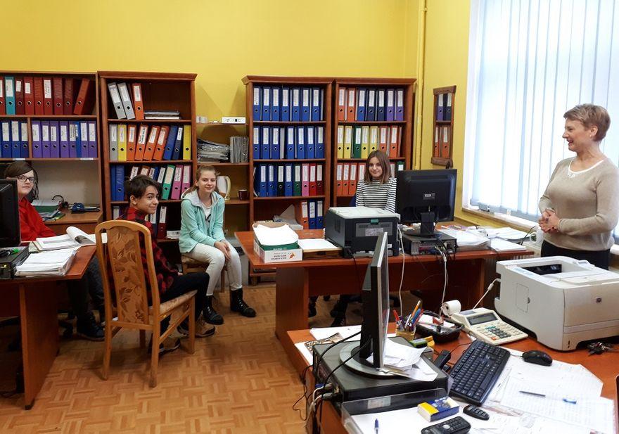 REGION, Głuszyca: Uczniowie SP3 zdobywają doświadczenie zawodowe