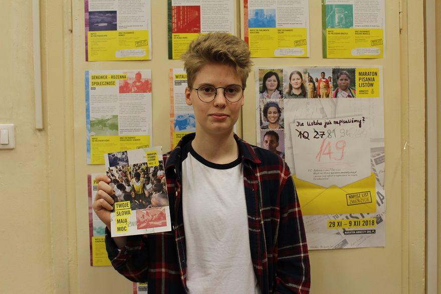 Wałbrzych: Uczniowie klasy z Maturą Międzynarodową w I LO w Wałbrzychu – ambitni, odważni i kreatywni