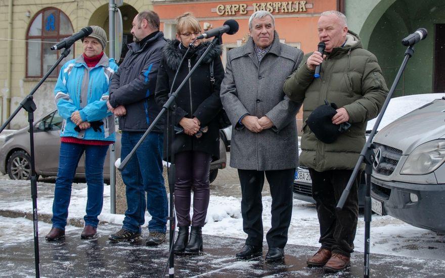 REGION, Mieroszów: Jarmark Świąteczny w Mieroszowie okazał się strzałem w dziesiątkę