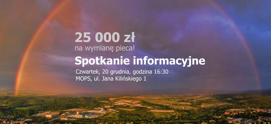 Wałbrzych: Nawet 25 000 zł na wymianę pieca
