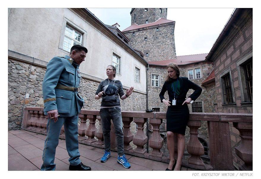 Wałbrzych: Zamek Książ w głośnym serialu Netflixa